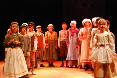 Christmas Revels.About Rocky Mountain Revels